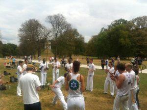Roda Training Englischer Garten
